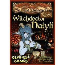 Red Dragon Inn Allies Witchdoctor Natyli