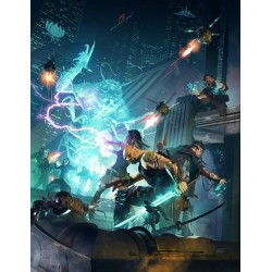Shadowrun Core Rulebool 5th Ed. RPG (HC)
