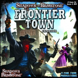 Shadows o Brimstone Frontier Town Expansion