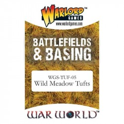 Battlefield and Basing Wild Meadow Tuff