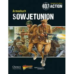 Bolt Action Armeebuch Sowjetunion