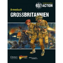 Bolt Action Armeebuch Grossbritannien