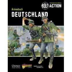 Bolt Action Armeebuch Deutschland