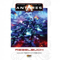 Beyond the Gates of Antaris Regelbuch dt