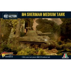 Bolt Action M4 Sherman Medium Tank