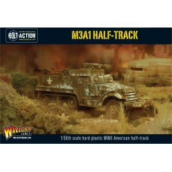 Bolt Action M3A1 Half Track