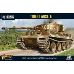 Bolt Action Tiger I Ausf. E