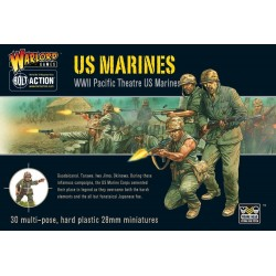Bolt Action US Marines