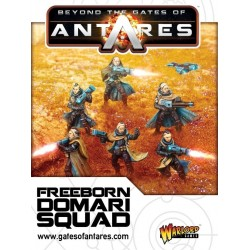 Beyond the Gates of Antares Freeborn Domari Squad