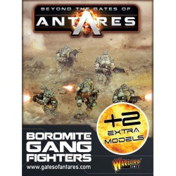 Beyond the Gates of Antares Boromit Gang Fighters