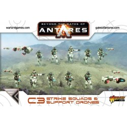 Beyond the Gates of Antares Concord Strike Squad