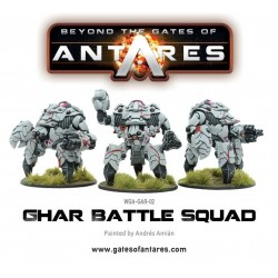 Beyond the Gates of Antares Ghar Battle Squad