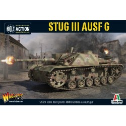 Bolt Action Stug III AUSF G