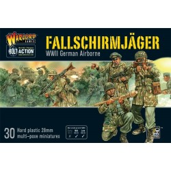 Bolt Action Fallschirmjäger German Airborne