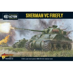 Bolt Action Sherman Firefly Vc
