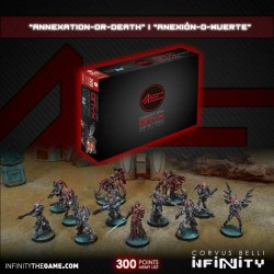 Infinity Onyx Combined Army Pack
