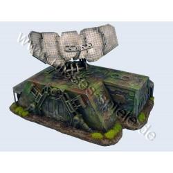 Wargaming Terrain Radar Station