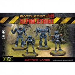 Battletech Support Lance