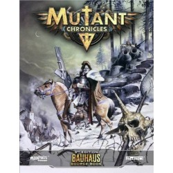 Mutant Chronicles Bauhaus Guidebook