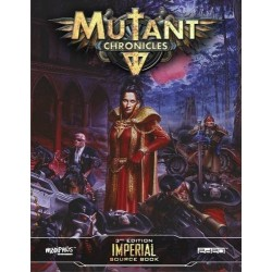 Mutant Chronicles Imperial Guidebook