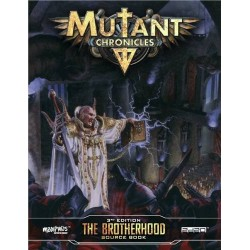 Mutant Chronicles Brotherhood Guidebook