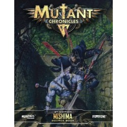 Mutant Chronicles Mishima Guidebook