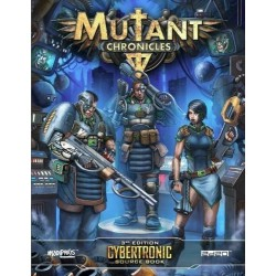 Mutant Chronicles Cybertonic Guidebook