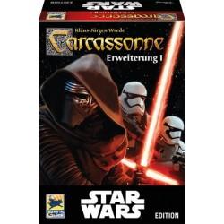 Carcassonne Star Wars Erweiterung