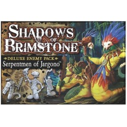 Shadows of Brimstone Serpentmen of Jargono