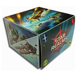 Star Realms Crisis Flip Box klein