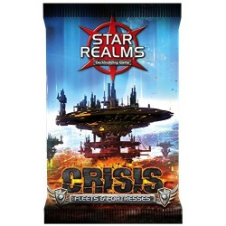 Star Realms Crisis Fleets Fortress Booster Pack eng