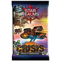 Star Realms Crisis Bases Battleships Booster Pack eng