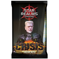 Star Realms Crisis Heroes Booster Pack