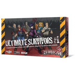 Zombicide Ultimate Survivors 1 eng