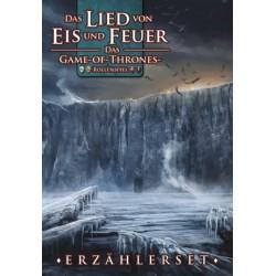 Game of Thrones RPG Das Lied von Eis und Feuer Erzählerset