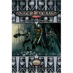 Savage Worlds Necropolis 2350 Bete und Kämpfe