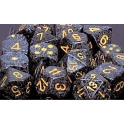 Speckled Polyhedral Ten d10 Sets Urban Camo W10