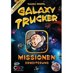 Galaxy Trucker Missionen Erweiterung