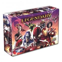 Marvel Legendary Civil War Expansion