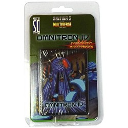 Sentinels of the Multiverse Omnitron IV