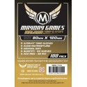 """Mayday Games Magnum Gold Sleeve (100) 80 x 120mm -""""Dixit"""" """"Mascarade""""-7104"""