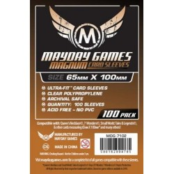 "Magnum Copper Sleeve (100) 65 x 100m ""7 Wonders"" -7102"