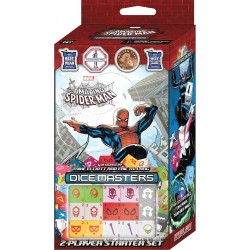 Marvel Dice Masters The amazing Spiderman Starter Set (dt./fr.)