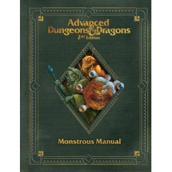 Monster Manual 2.0 Ed Premium