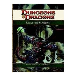 Monster Manual 4th Ed. (HC)