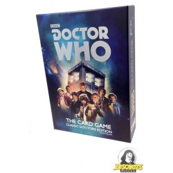 Doctor Who BBC Card Game
