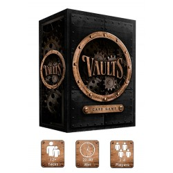 Vaults Card Game
