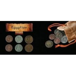 Metall Münzen Metal Coins Egytian