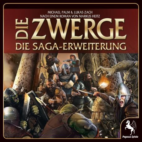 Die Zwerge Saga Erweiterung