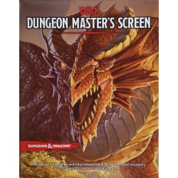 Dungeons and Dragons D&D5 Dungeon Master Screen